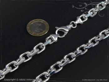 Ankerkette B8.0L45 massiv 925 Sterling Silber