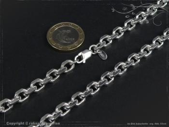 Ankerkette B6.5L45 massiv 925 Sterling Silber