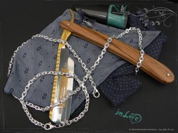 Ankerkette Armband B4.5L19 massiv 925 Sterling Silber