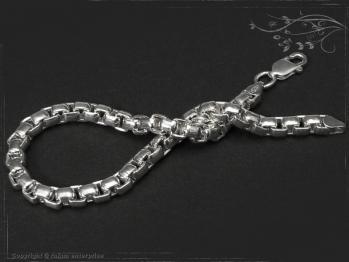 Silberkette Armband Venezia Ru B5.3L18 massiv 925 Sterling Silber