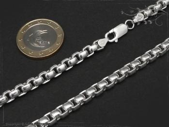 Silberkette Venezia Ru B5.3L45 massiv 925 Sterling Silber