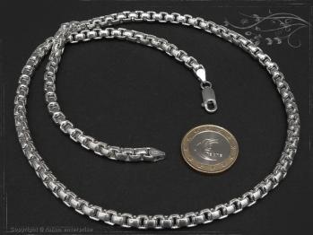 Silberkette Venezia Ru B5.3L75 massiv 925 Sterling Silber